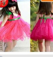 Free shipping dresses new fashion 2014 princess baby wedding dress green