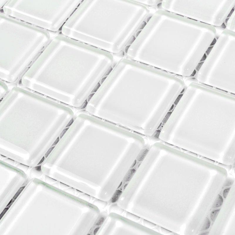 Feuilles de carreaux de mur promotion achetez des feuilles - Mosaique miroir autocollante ...