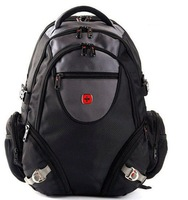 "Free shipping original quality swissgear backpack, laptop bag, for 14"" 15.1"" notebook,waterproof"