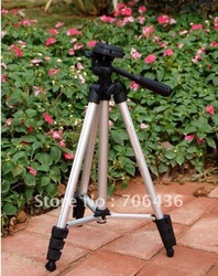 Special wholesale digital camera tripod camera tripod bracket with a carrying case and strap(China (Mainland))