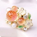 Min order 12pcs/lot mixed,Splendid flower ring,188.6168.Free Shipping