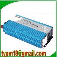 4000W Watts Peak Real 2000W 2000 Watts Power Inverter 12V DC to 220V AC + Free shipping