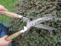 L45cm  Free shipping big pruning straighter shears garden scissor pruner shear/gardening hardware tools