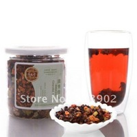 180g Free Shipping ! Cherry flavor Fruit Tea!100% NATURAL Fructus and NATURAL flavors,FT004