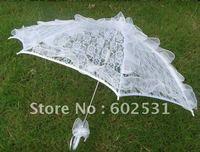 white dance umbrella wedding bride umbrella