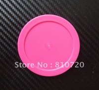 """NEW HOT PINK Free shipping 4pcs/lot 63mm Air Hockey Table RED Puck mallet 63mm 2-1/2"""" FREE SHIPPING GIFT NEW"""
