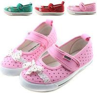 2012 WARRIOR children shoes child canvas shoes princess shoes sport shoes pedal 7757