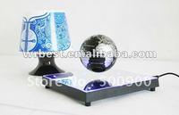 2012 new magnetic floating world globe