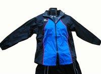 Casual Vintage Men women black sports wear nylon windbreaker weathercoat  free shipping
