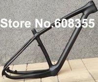 """29ER - 3K Full Carbon Matt MTB Mountain Bike Bicycle Frame 29ER , headset   - size 17.5 , 19"""""""