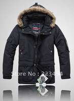 2012 new increase thicken men's outdoor coat   Free shipping