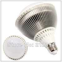 Wholesale - 5pcs/lot 16W E27 1600 Lumen White Light Dimming LED Lamp Bulb (AC 85-260V, 5000-6500K)
