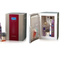 7L cosmetics fridge, cosmetology refrigerator, cosmetics Reefer Containers, cosmetics fresh boxes, electronic refrigerator