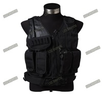 tactical airsoft  vest (VV-045-BK)