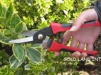 L20cm Free shipping 10pcs/lot garden scissors garden tools garden shears pruning scissors