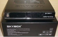 Original Skybox F3 satellite receiver Skyobx F3 HD 1080p support usb wifi weather forecast cccam newcam free shipping