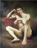 Art oil painting Repro:man's art 24x36 inch Guaranteed 100% Free shipping78OL