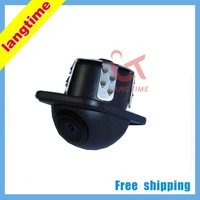 Free shipping--D703 High resolution! CCD effect ! Promotion mini backup car camera wide viewing angle