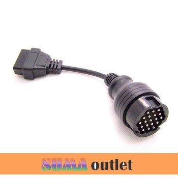 Por sche 19 Pin OBD OBD2 Diagnostic adapter cable