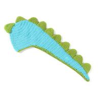 2012 Winter Baby Kids Crochet Animal Dinosaur Hat (blue/brown) 10PCS/Lot Wholesale