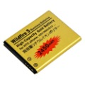 SG or HK Post Freeshipping Li-ion Battery 2450mAh For HTC HD7 HD3 G13 Wildfire S High-Capacity  B0325H