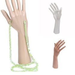 Shop Mannequin Hand Gloves Display Jewelry Ring Bracelet Necklace Holder Stand[000317](China (Mainland))