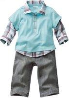 Детский комбинезон экспорт xzz2012102211