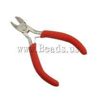 FREE SHIPPING Plier For Jewelry, ferronickel jewelry end-cutting plier, for jewelry chain & cord end-cutting, 4.5x11x0.9cm