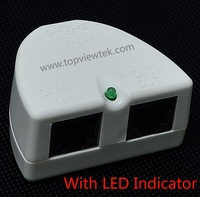 PoE Injector,PoE Splitter PoE Adapter with LED indicator,Free Shipping