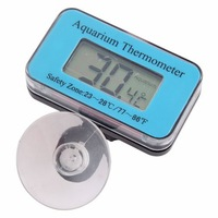 Aquarium Thermometer Lcd Digital Submersible Fish Tank