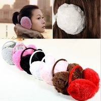 Fluffy warm Earmuffs Ear ear after winter super stealth belt, welcome to buy!