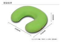 Memory Foam Pillow Travel Pillow U shape Neck Rest Air Inflatable Plane, Sofa, Office Using. Free Shippin. Office lady using.
