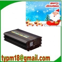 5000W Watts Peak Real 2500W 2500 Watts Power Inverter 12V DC to 220V AC for solar panel + Free shipping