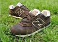 FREE SHIPPING New men's running shoes , brown sports shoes