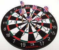 alibaba express 1159 12 dart board dartboard flock printing 4 copper batarangs