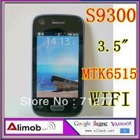 Мобильный телефон OEM w007 Star W009 Android 4.0 MTK6575 3,5 Quad Band Dual Sim WIFI AGPS w007 w008 W009