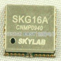 SKG16A GPS receiving module using MediaTek MT3329 single chip technology