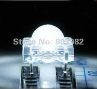Quality White Piranha LED High flux  5mm led 3000-4000MCD 6000-6500K CT(CE&Rosh)
