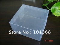 Transparent favor boxes