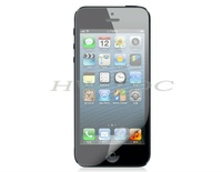 100pcs/lot Free shipping high quality Clear Screen Guard for iPhone 5 (Transparent)