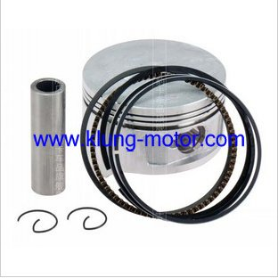 Fast Shipping ! 250cc cfmoto 172mm piston and rings and pins  for atv buggy go kart motorcycle parts
