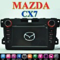 Car DVD player for MAZDA CX-7 with GPS PIP Radio Ipod USB HD Screen with 3G PIP &amp; Free shipping