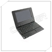 Free ship 7inch VIA8850 Android 4.0 Wifi Netbook Laptop 512MB 4GB 1.25GHz+Webcam Free Ship In Original box