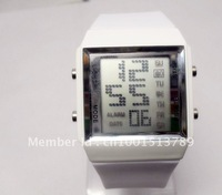 2012 cheap digital fashion ODM sport watch LED watches for men or womens students multi colors