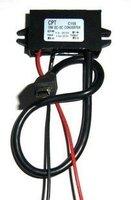 the miniUSB 12V turn 5V24V turn the 5VDC-DC step-down module phone charger traffic recorder power