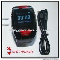 SMS And Server Platform Tracking DA690 Watch GPS