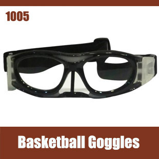 ORIGINAL NEW! Goggles Sports Glasses for Basketball Football Tennis Eyewear Protection 1005-3(China (Mainland))