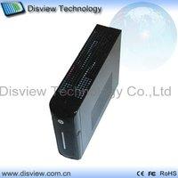Factory Outlet: wireless desktop pc mini box industrial computer, dual lan itx desktop computer mini pc dual rj45 WIFI: 52B-3WL