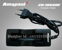 18650 Li-battery charger for led flashlight single standard-European