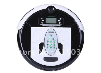 Christmas Promotion For 4 In 1 Multifunctional Robot Vacuum Cleaner,, Larger Dustbin,Mopping Function, UV lights